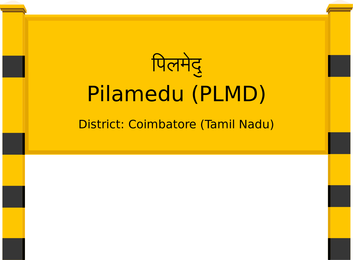 Pilamedu (PLMD) Railway Station