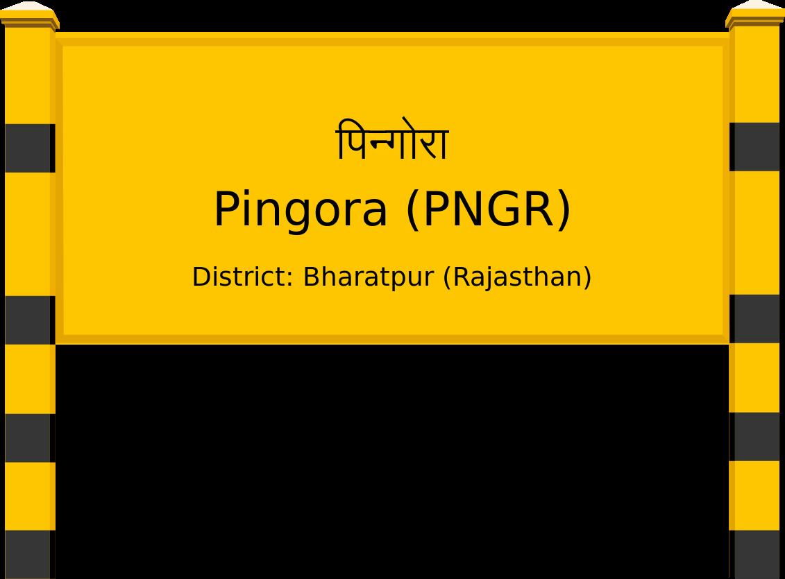 Pingora (PNGR) Railway Station