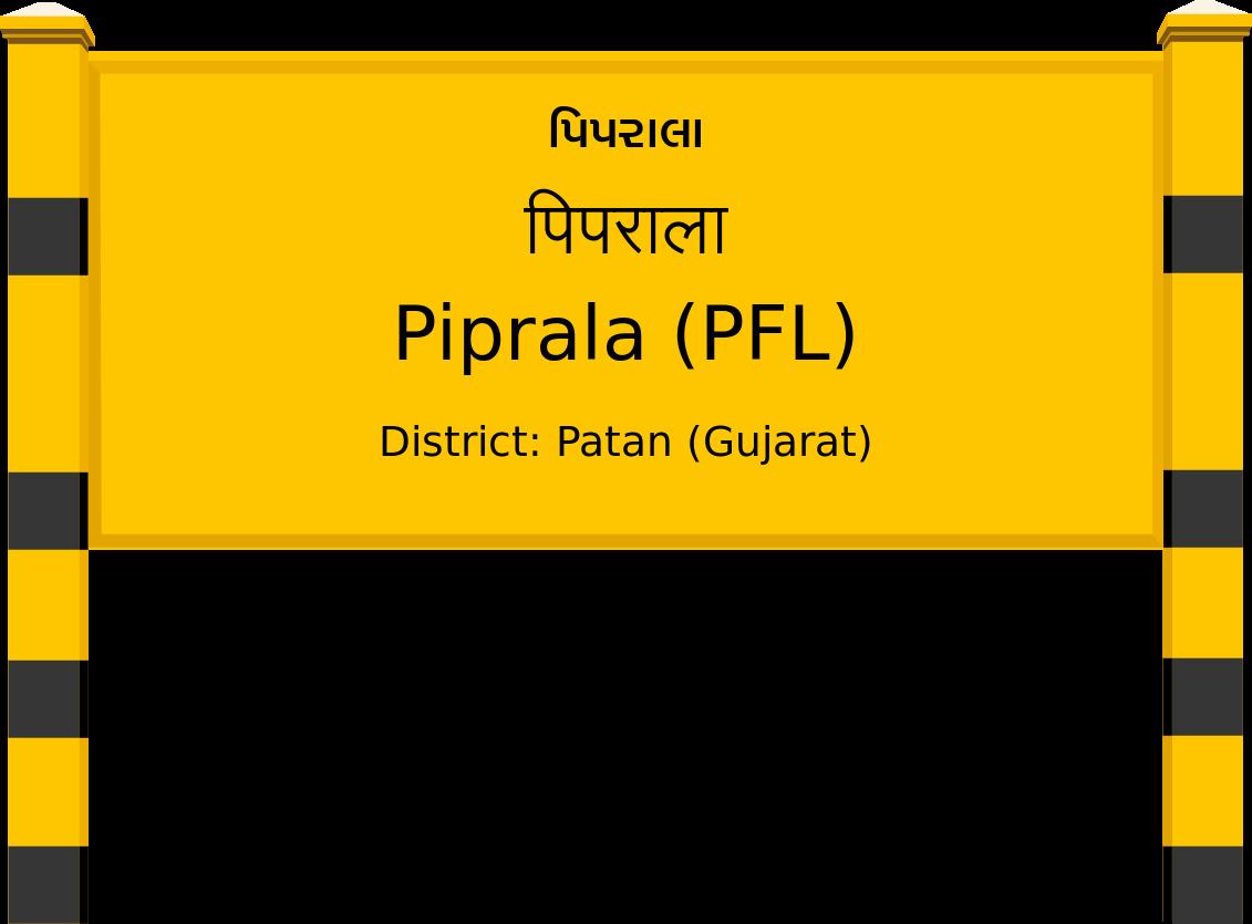 Piprala (PFL) Railway Station