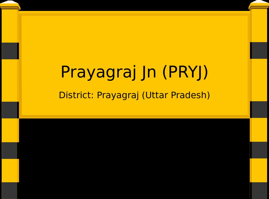 Prayagraj Jn (PRYJ) Railway Station