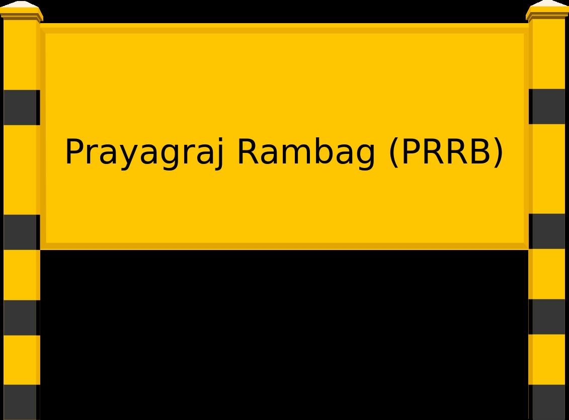 Prayagraj Rambag (PRRB) Railway Station