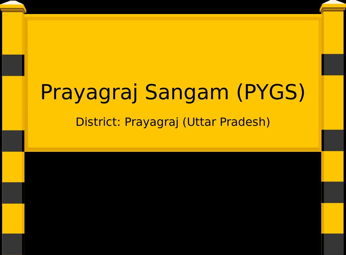 Prayagraj Sangam (PYGS) Railway Station