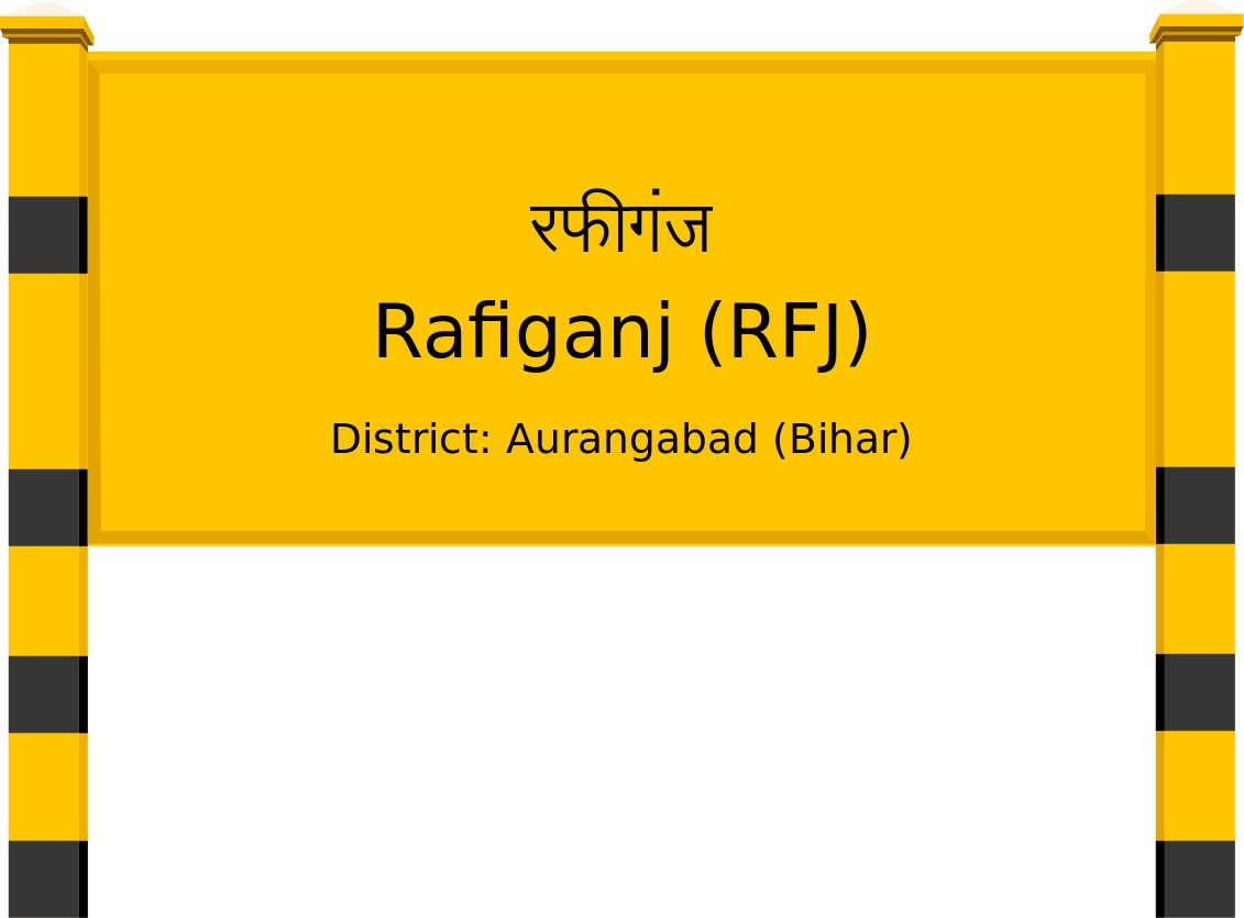 Rafiganj (RFJ) Railway Station