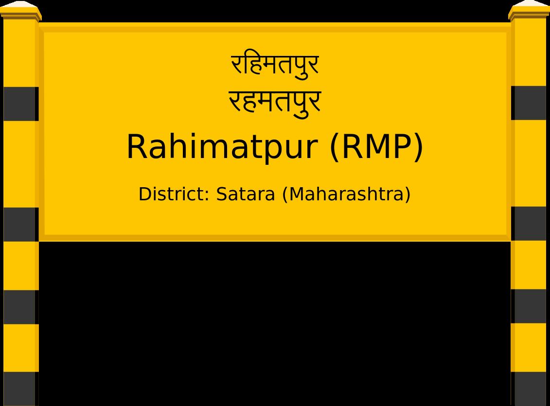 Rahimatpur (RMP) Railway Station