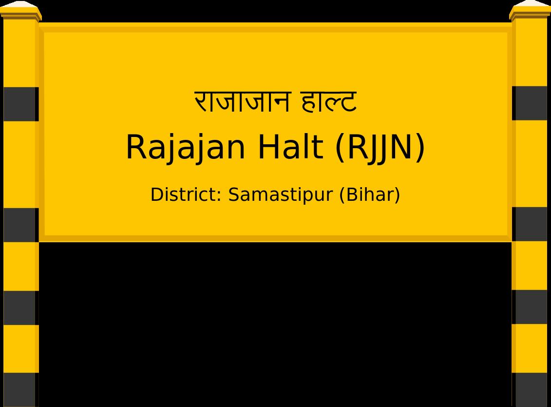Rajajan Halt (RJJN) Railway Station