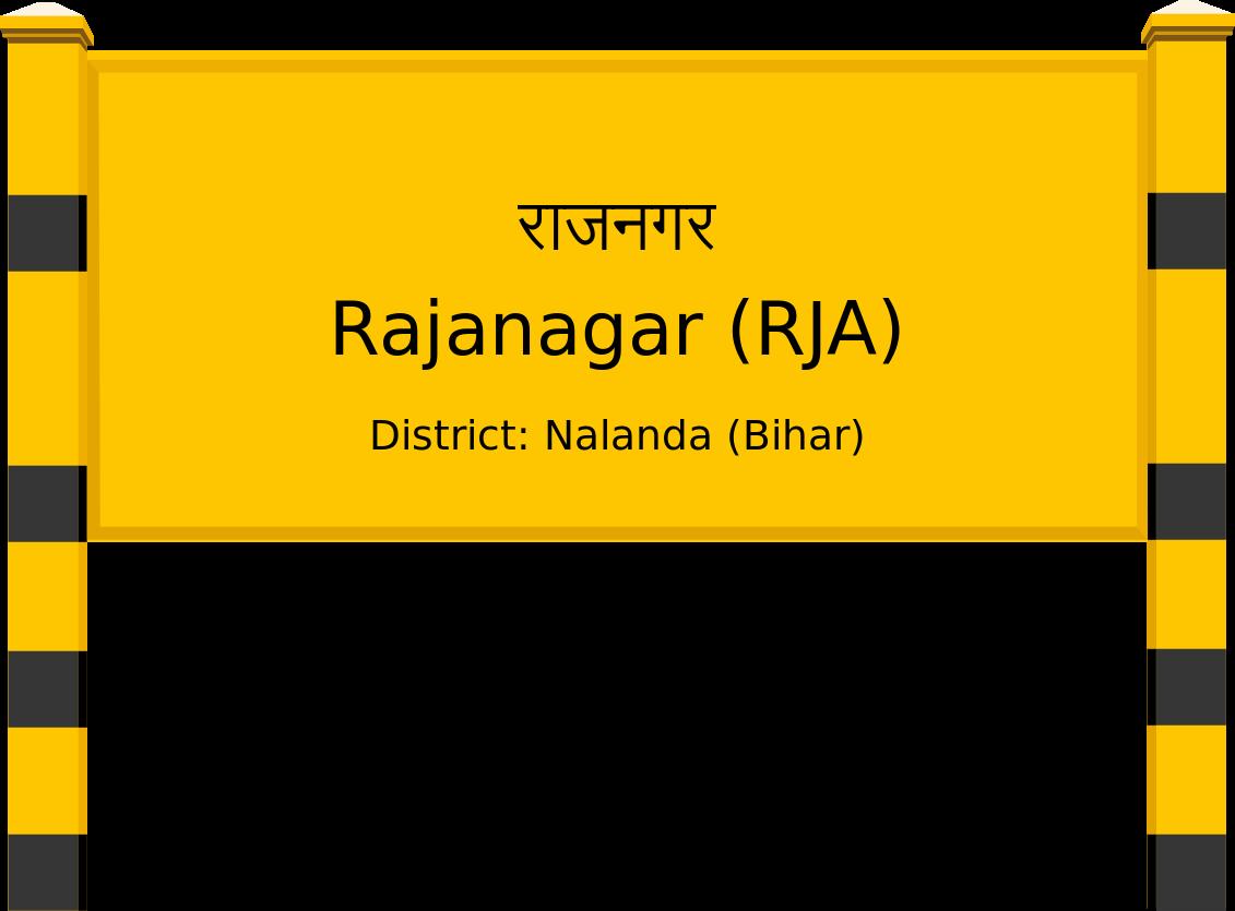Rajanagar (RJA) Railway Station