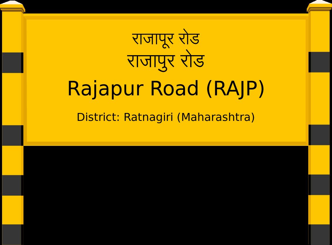 Rajapur Road (RAJP) Railway Station