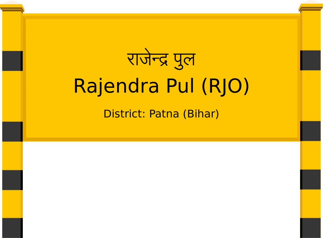 Rajendra Pul (RJO) Railway Station