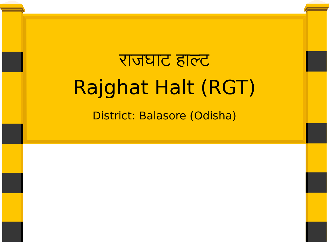 Rajghat Halt (RGT) Railway Station