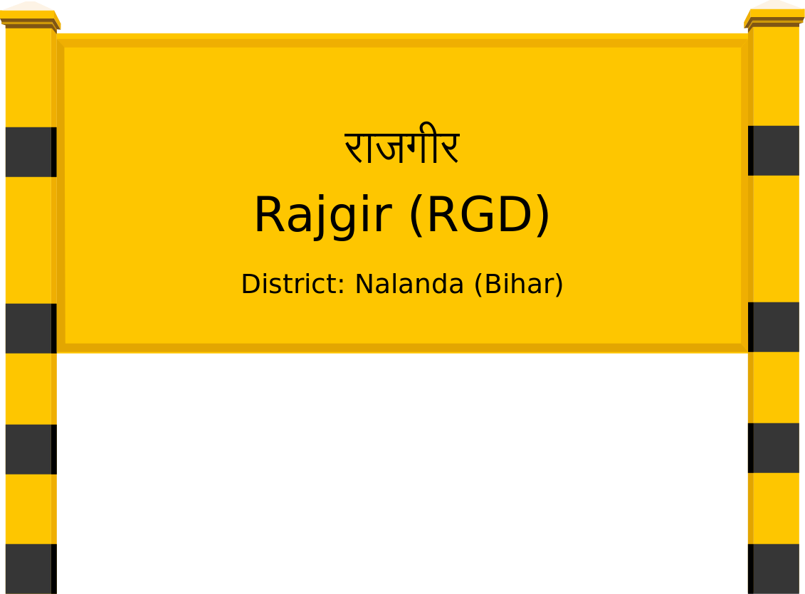 Rajgir (RGD) Railway Station