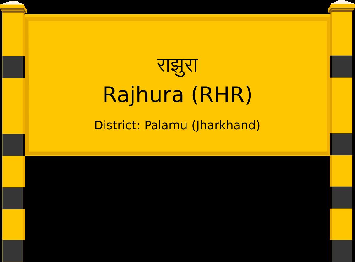 Rajhura (RHR) Railway Station
