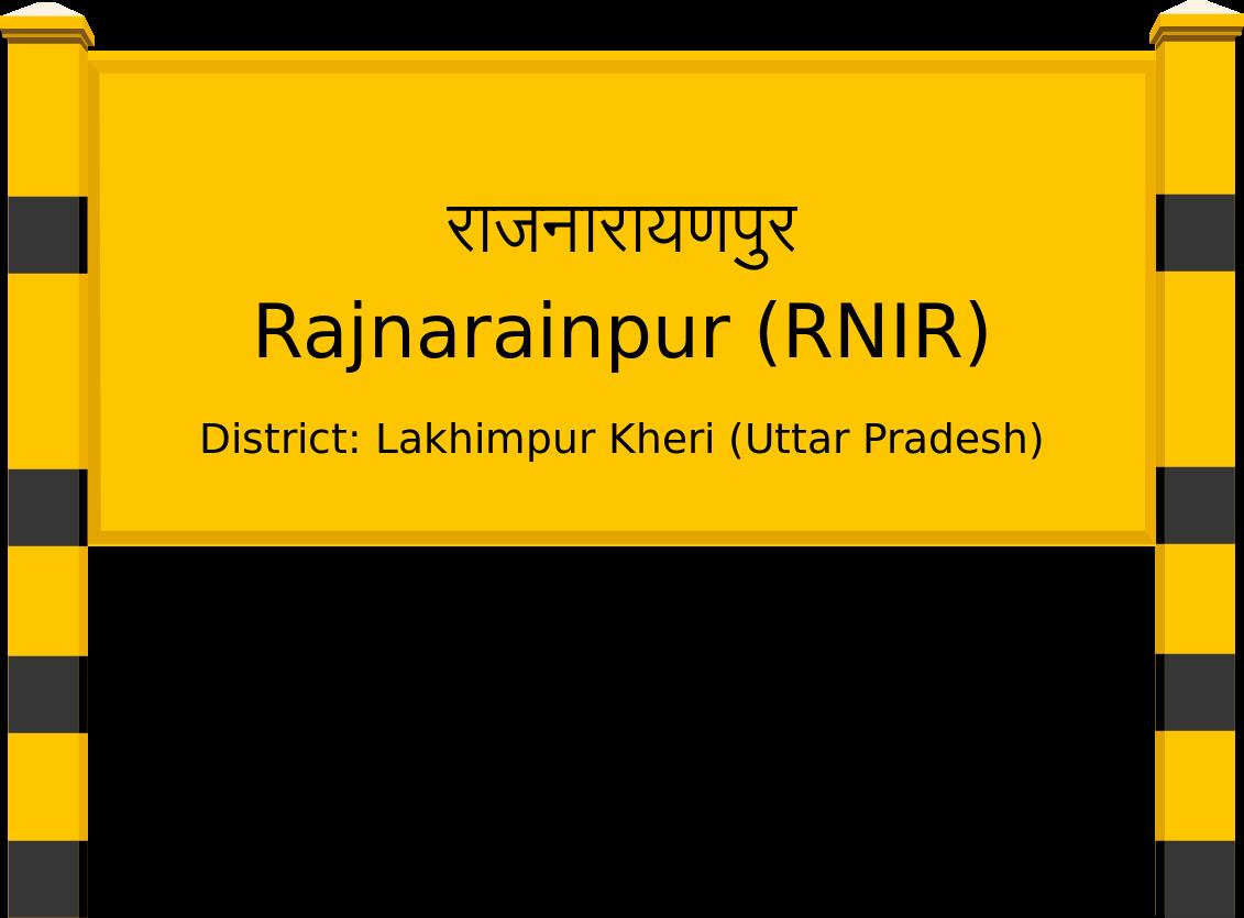 Rajnarainpur (RNIR) Railway Station