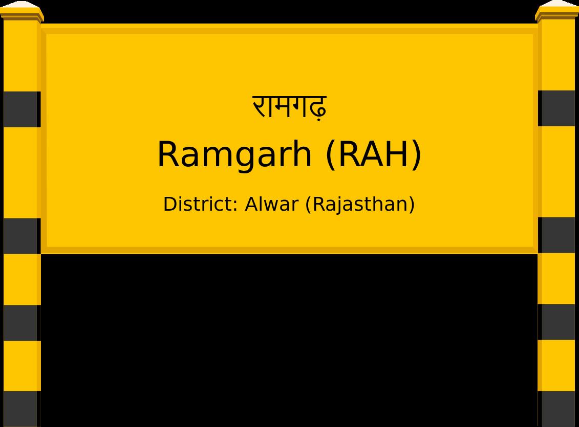 Ramgarh (RAH) Railway Station