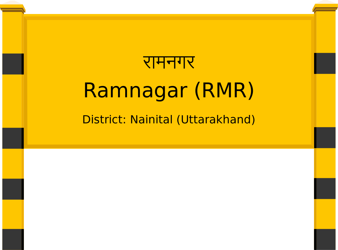 Ramnagar (RMR) Railway Station