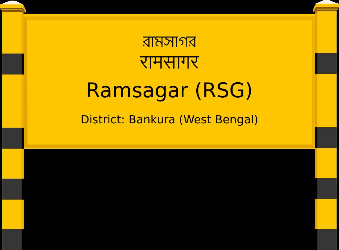 Ramsagar (RSG) Railway Station