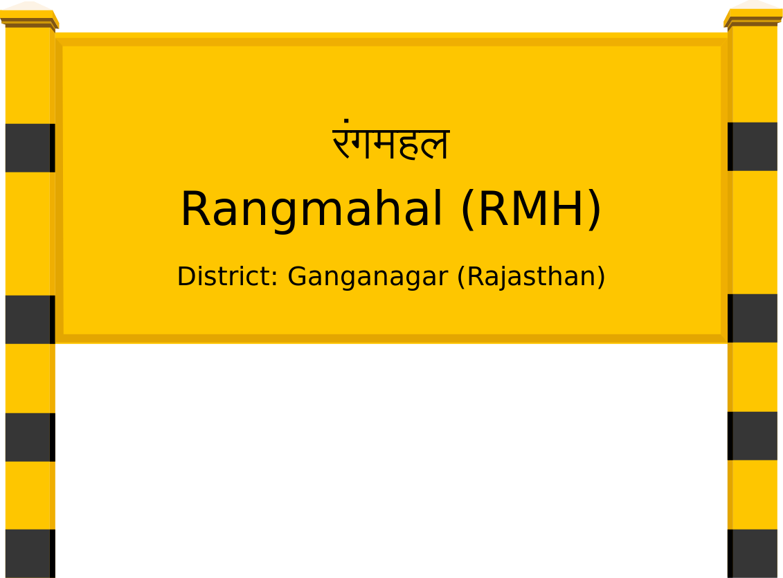 Rangmahal (RMH) Railway Station