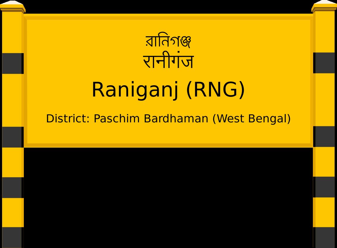 Raniganj (RNG) Railway Station