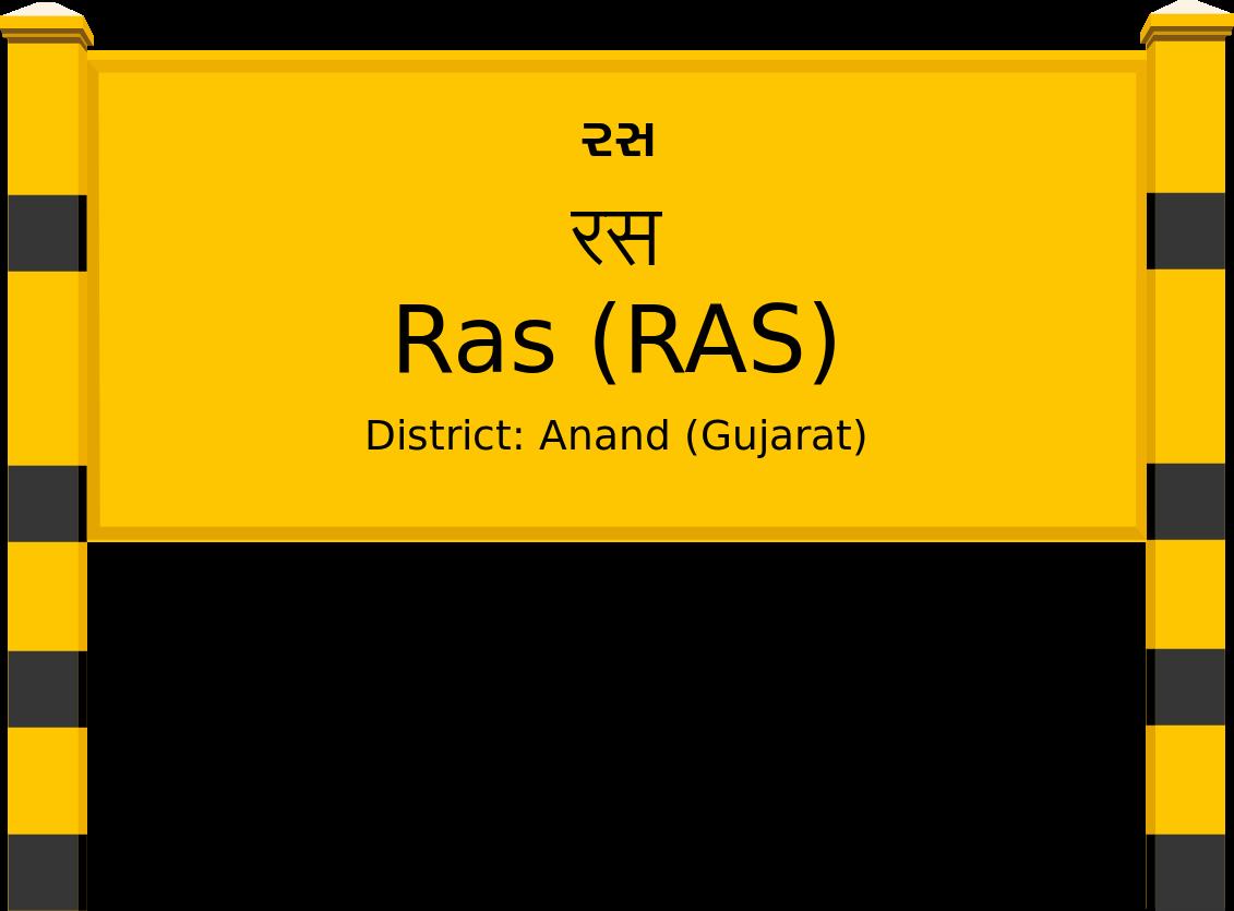 Ras (RAS) Railway Station
