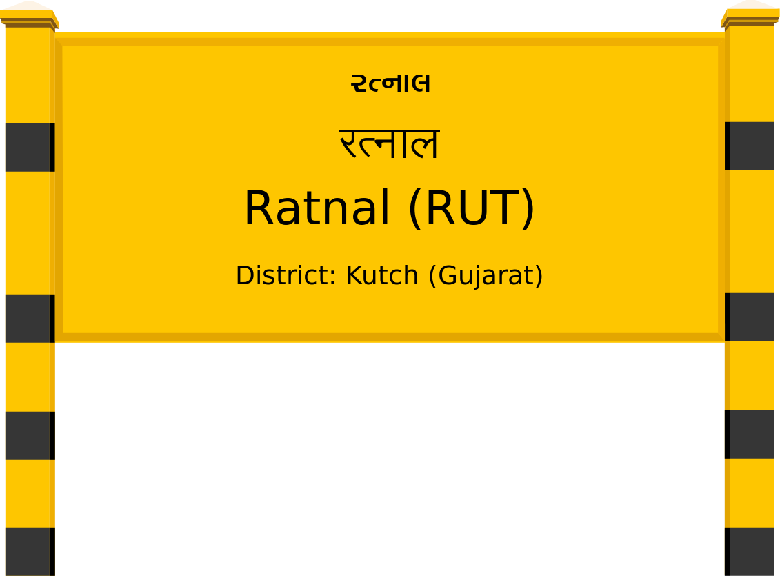 Ratnal (RUT) Railway Station