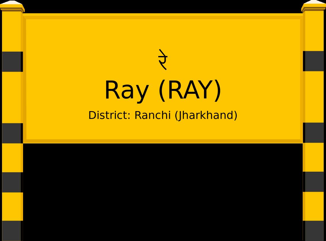 Ray (RAY) Railway Station