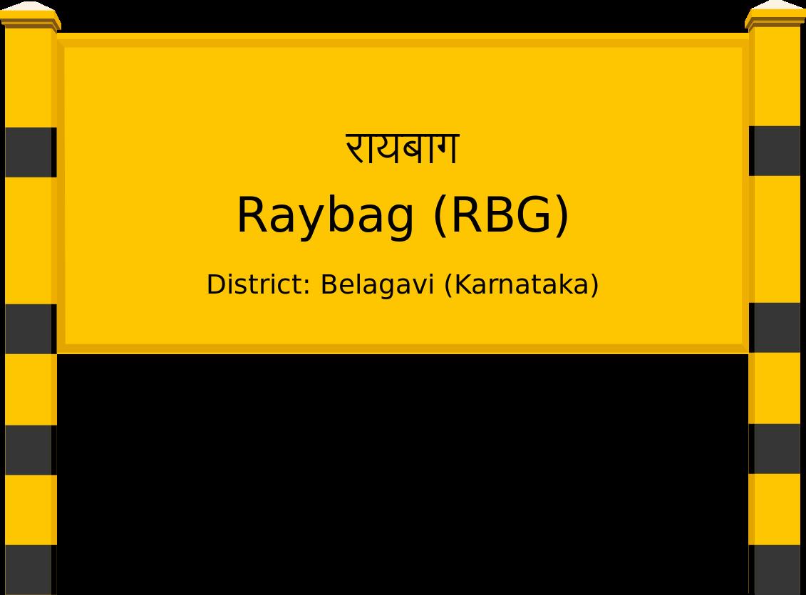Raybag (RBG) Railway Station