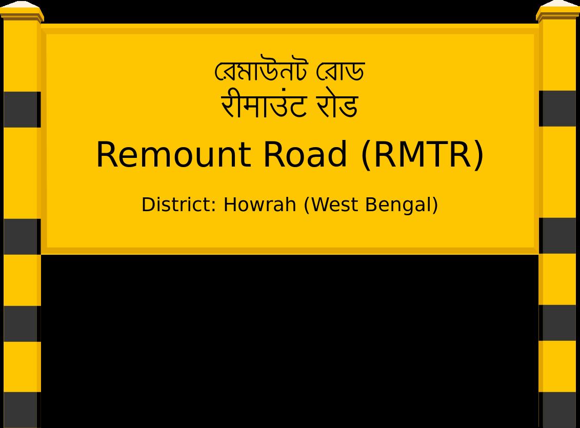 Remount Road (RMTR) Railway Station