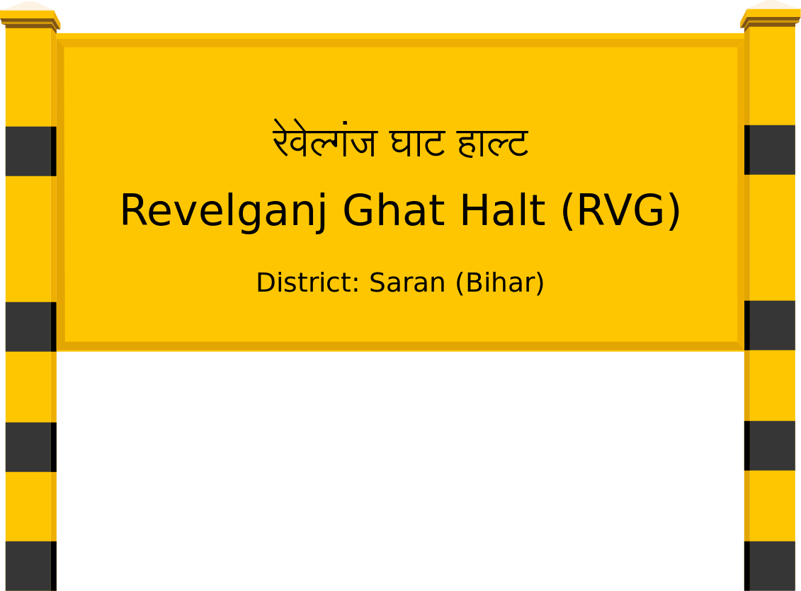 Revelganj Ghat Halt (RVG) Railway Station