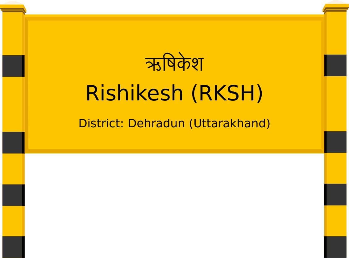 Rishikesh (RKSH) Railway Station