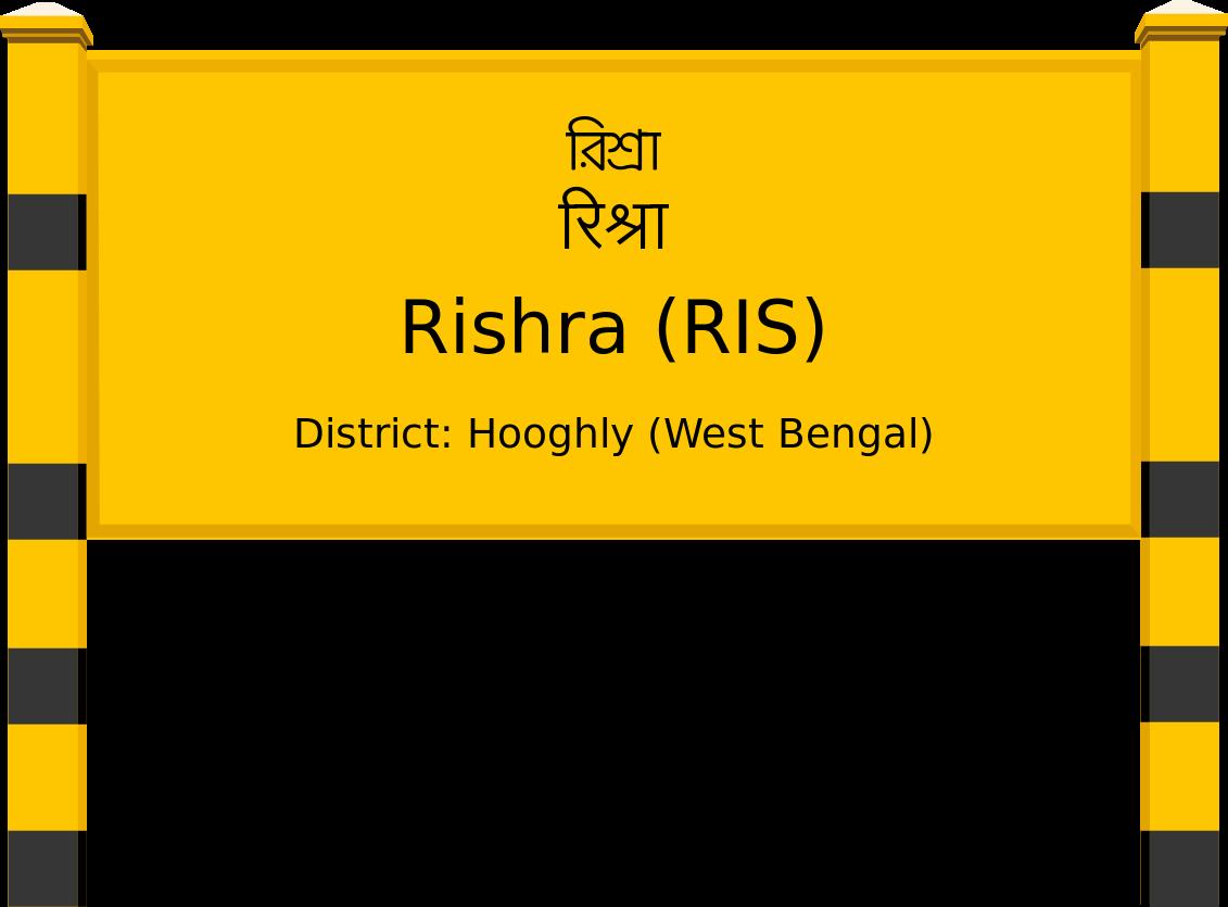 Rishra (RIS) Railway Station