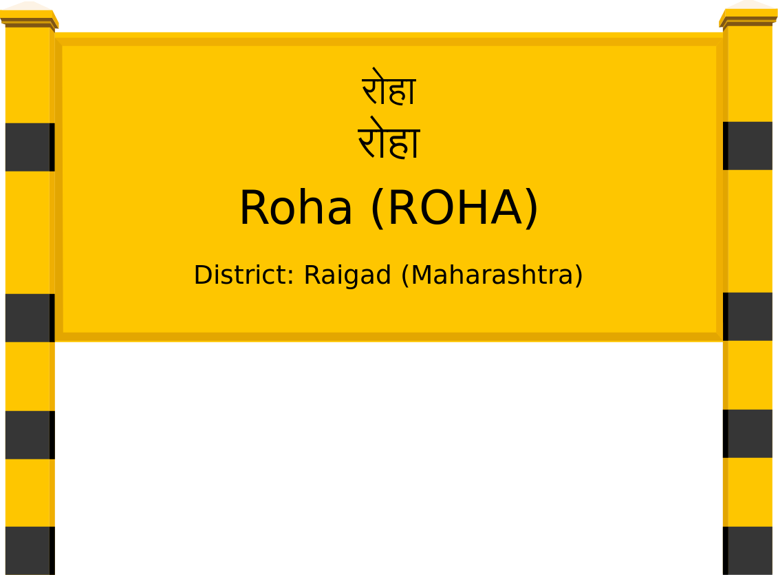 Roha (ROHA) Railway Station