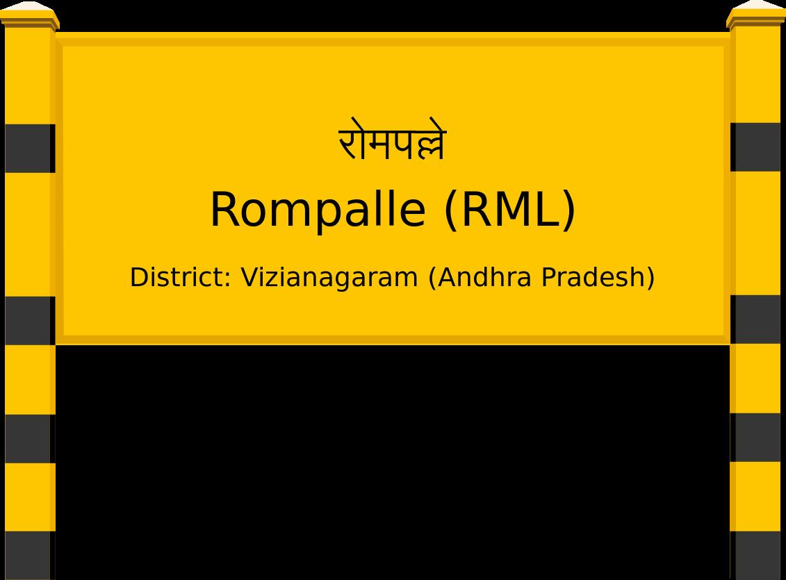 Rompalle (RML) Railway Station