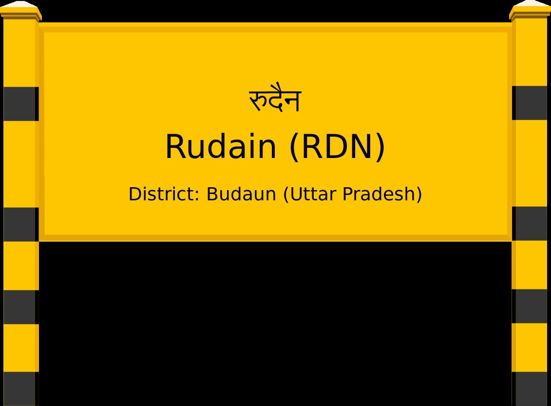 Rudain (RDN) Railway Station