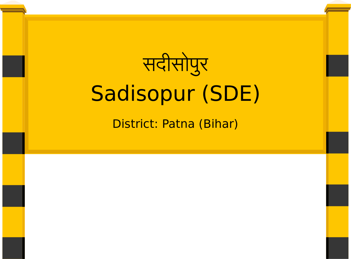 Sadisopur (SDE) Railway Station