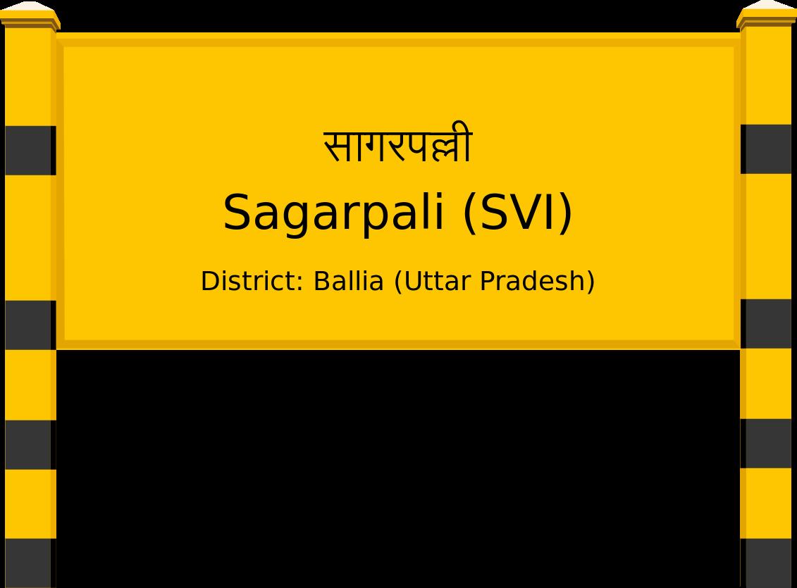 Sagarpali (SVI) Railway Station