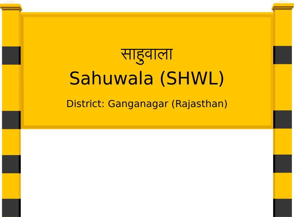 Sahuwala (SHWL) Railway Station