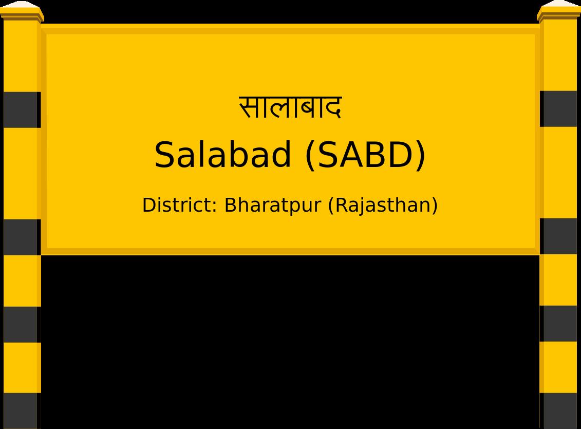 Salabad (SABD) Railway Station