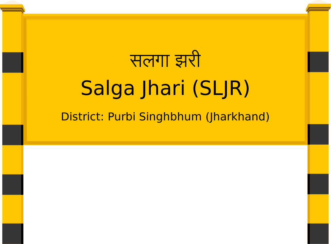 Salga Jhari (SLJR) Railway Station