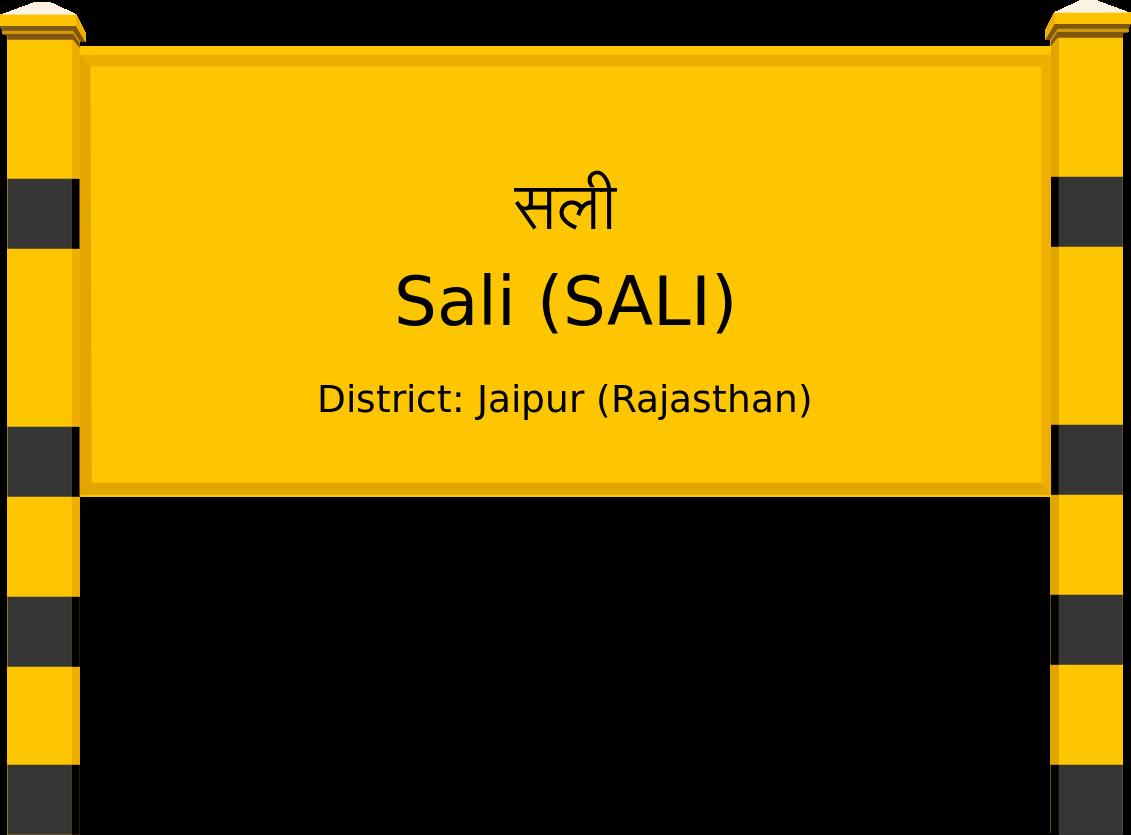 Sali (SALI) Railway Station