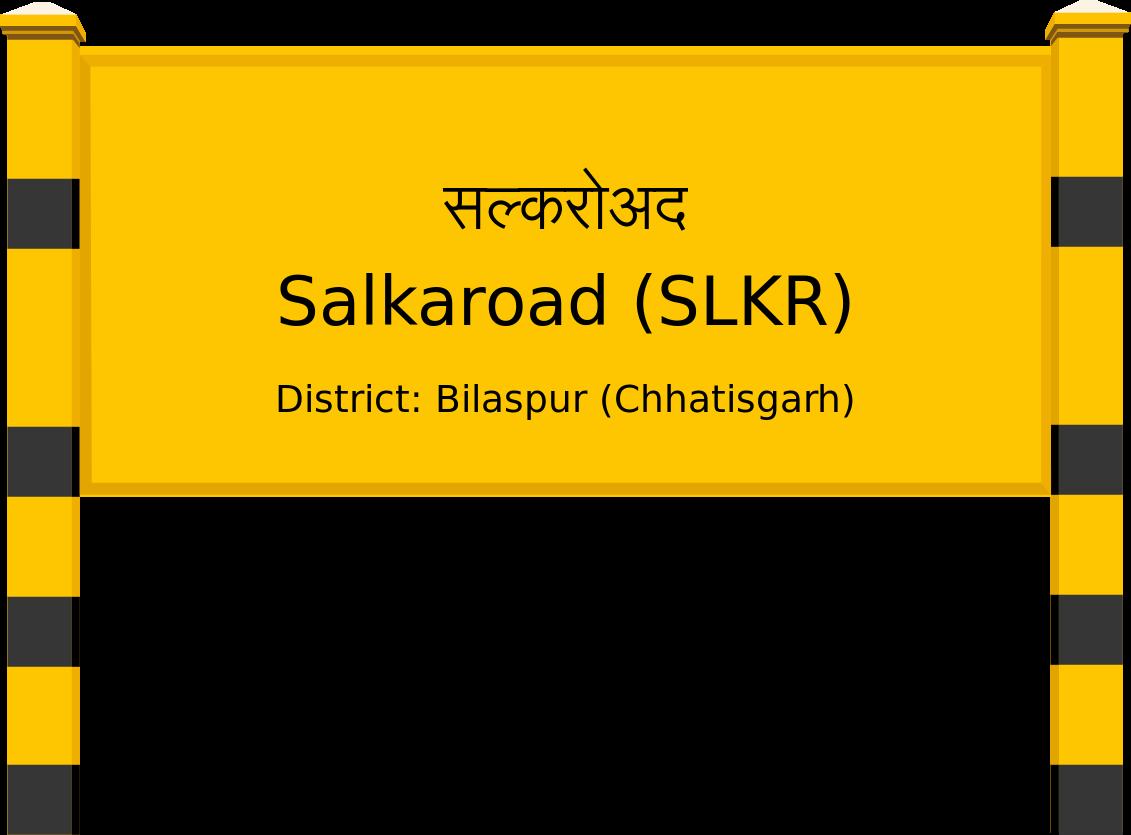 Salkaroad (SLKR) Railway Station