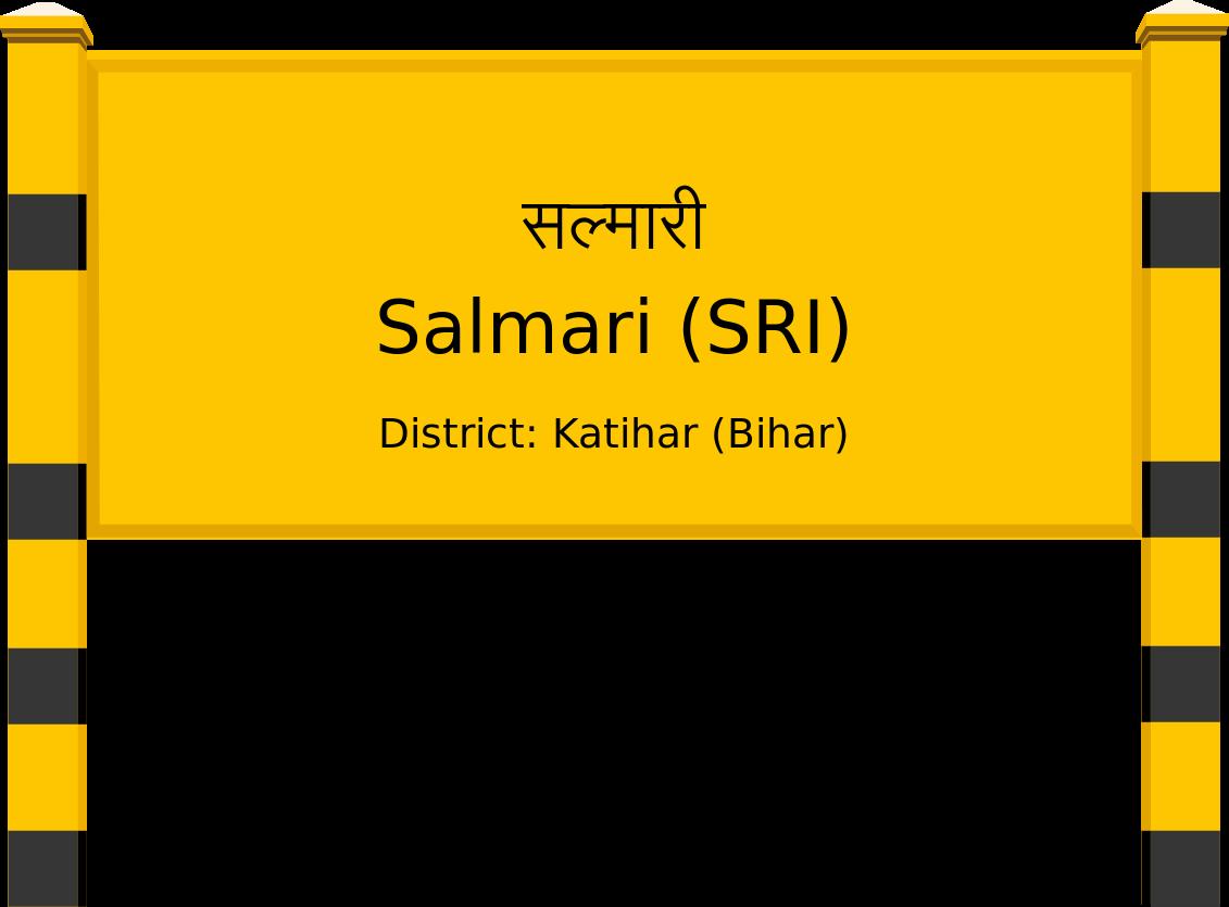 Salmari (SRI) Railway Station