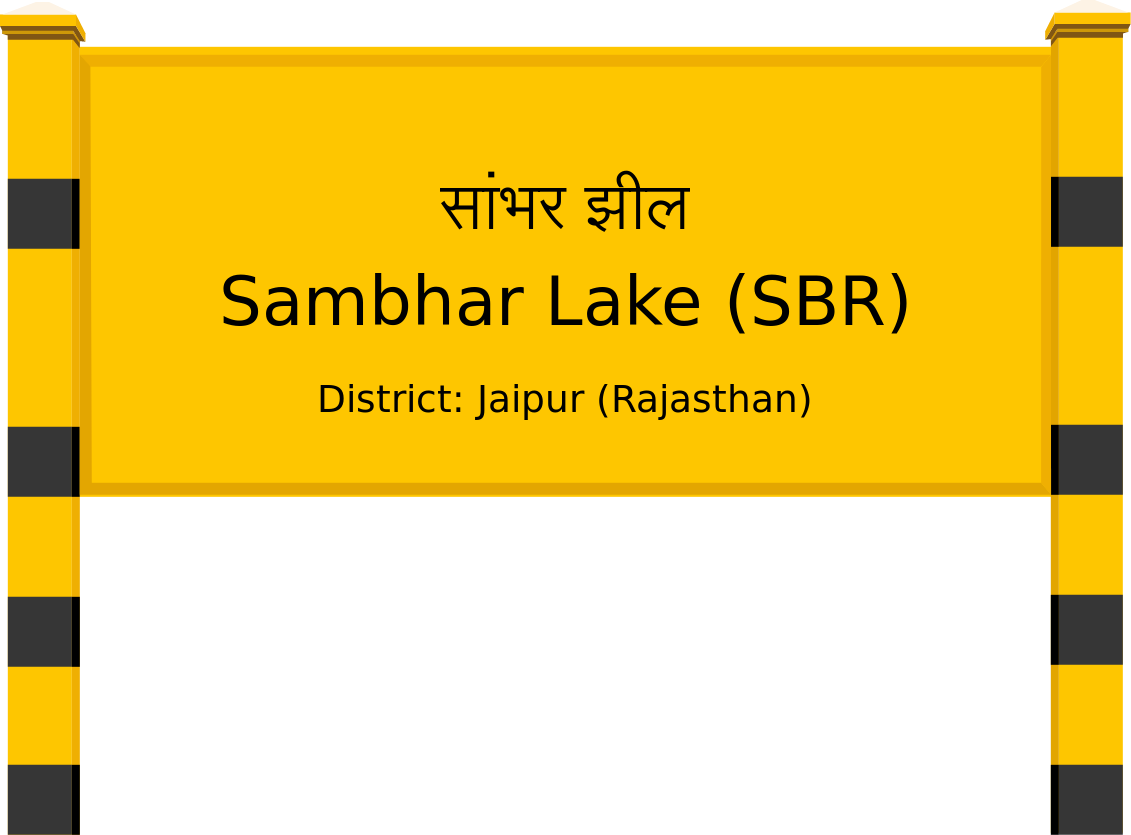 Sambhar Lake (SBR) Railway Station