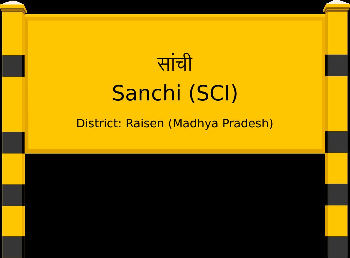 Sanchi (SCI) Railway Station