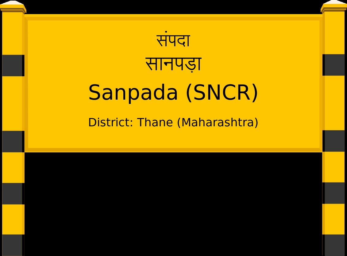 Sanpada (SNCR) Railway Station
