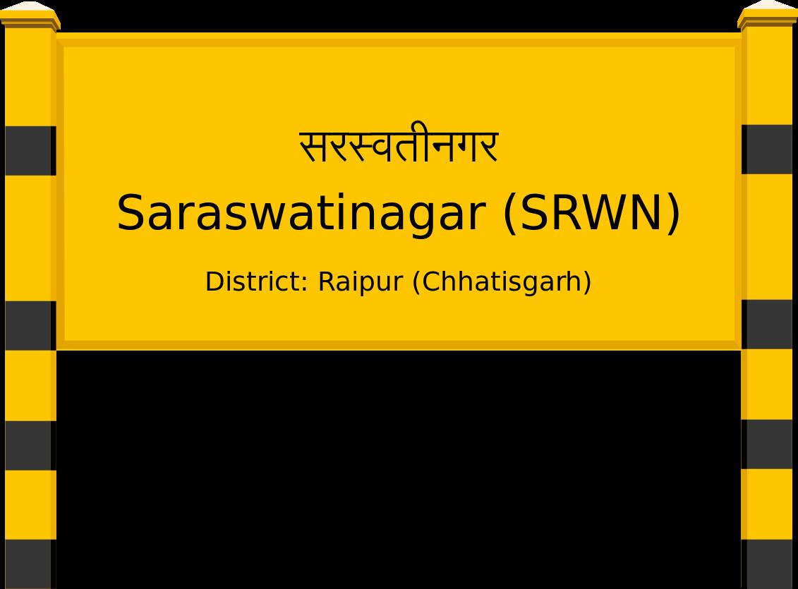 Saraswatinagar (SRWN) Railway Station