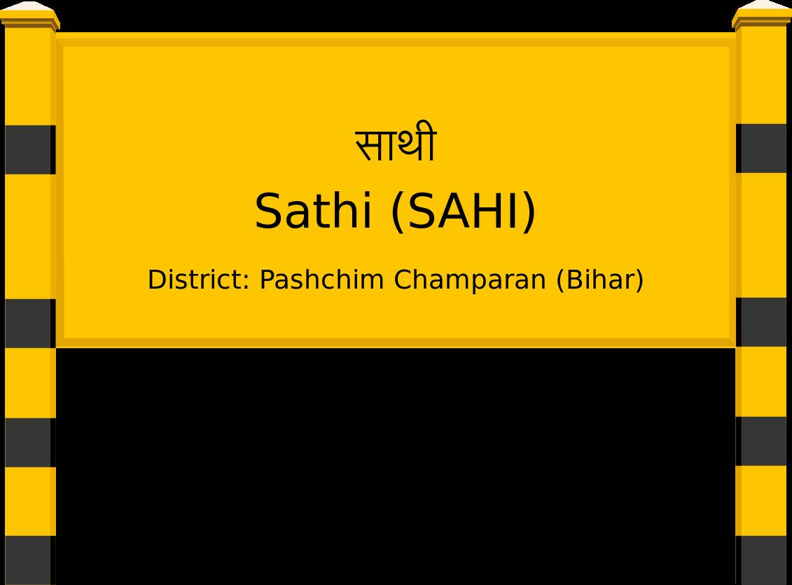 Sathi (SAHI) Railway Station