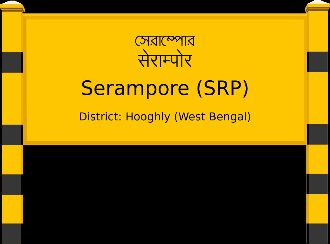 Serampore (SRP) Railway Station