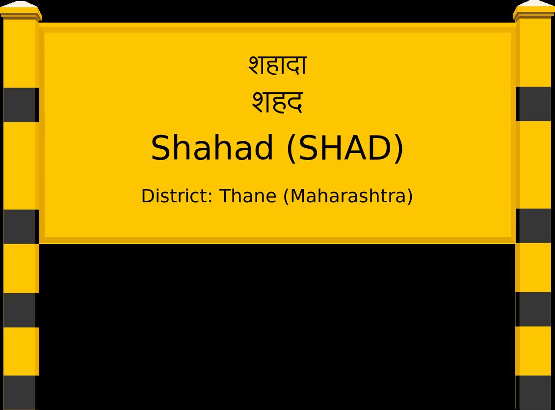 Shahad (SHAD) Railway Station