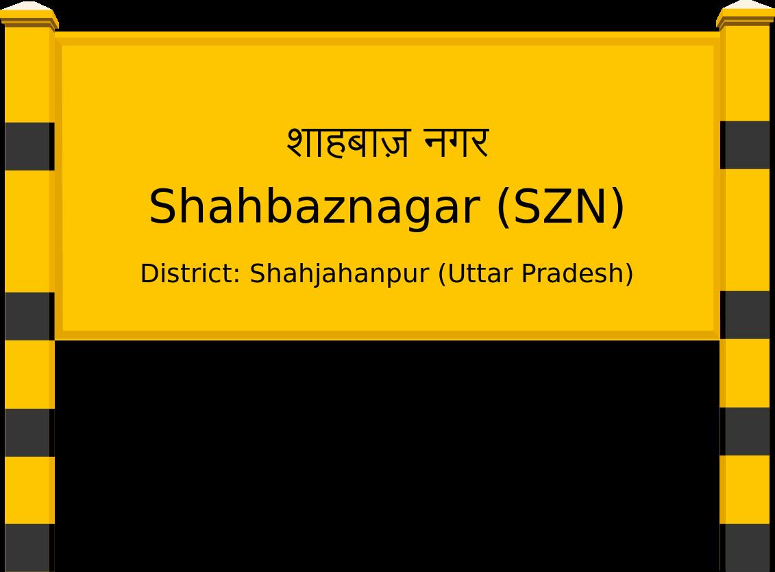 Shahbaznagar (SZN) Railway Station