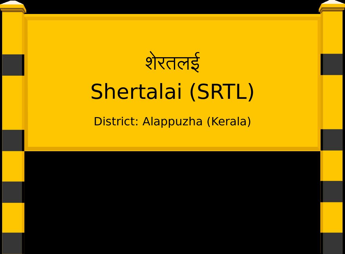 Shertalai (SRTL) Railway Station