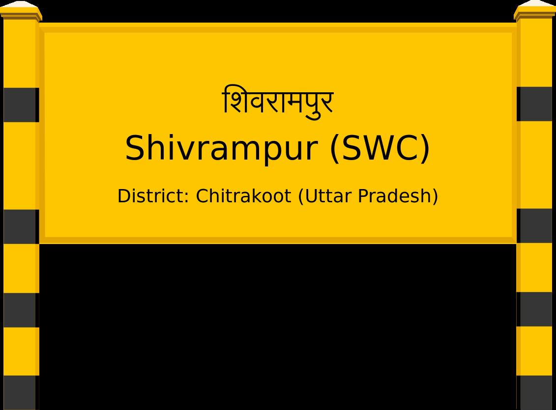 Shivrampur (SWC) Railway Station